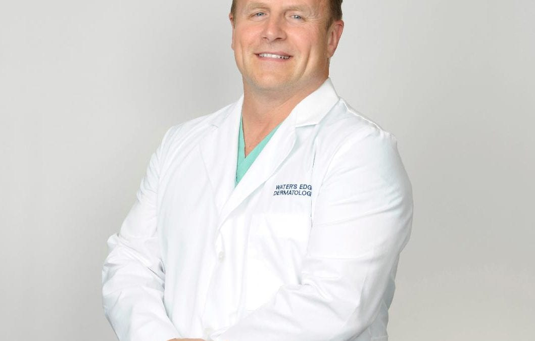 Water's Edge Dermatology Welcomes Chris Cromwell, MD to Plastic Surgery Team