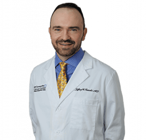 Dr. Jeff Kanski - skin cancer doctor - radiation oncology -Skin Cancer Treatment near me